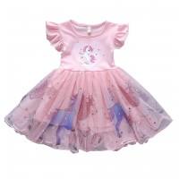 Детские нарядные платья Единорог