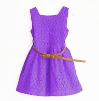 Детские нарядные кружевные платья