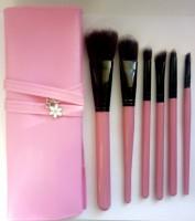 Набор таклоновых кистей для макияжа 7 штук