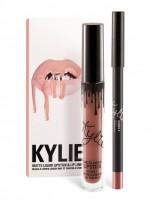 Набор помада + карандаш Kylie Lipstick & Lip Liner