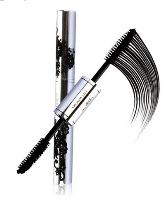 Двусторонняя тушь для ресниц с ворсинками (с удлиняющими микроволокнами) для ультра удлинения