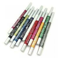 Набор из механических выкручивающихся 12 карандашей для макияжа