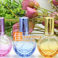 Флаконы стеклянные круглые 10 мл, атомайзеры для духов, флаконы для парфюмерии, фиолки 10 мл