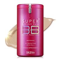Многофункциональный увлажняющий питательный антивозрастной тональный BB крем с защитой от солнца Skin79 Hot Pink Super Plus BB Cream SPF25 PA++
