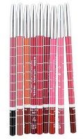 Контурные карандаши для губ разнообразных оттенков