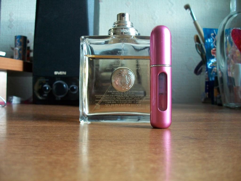 Точная копия Travalo - перезаправляемые флаконы для парфюмерии. 04