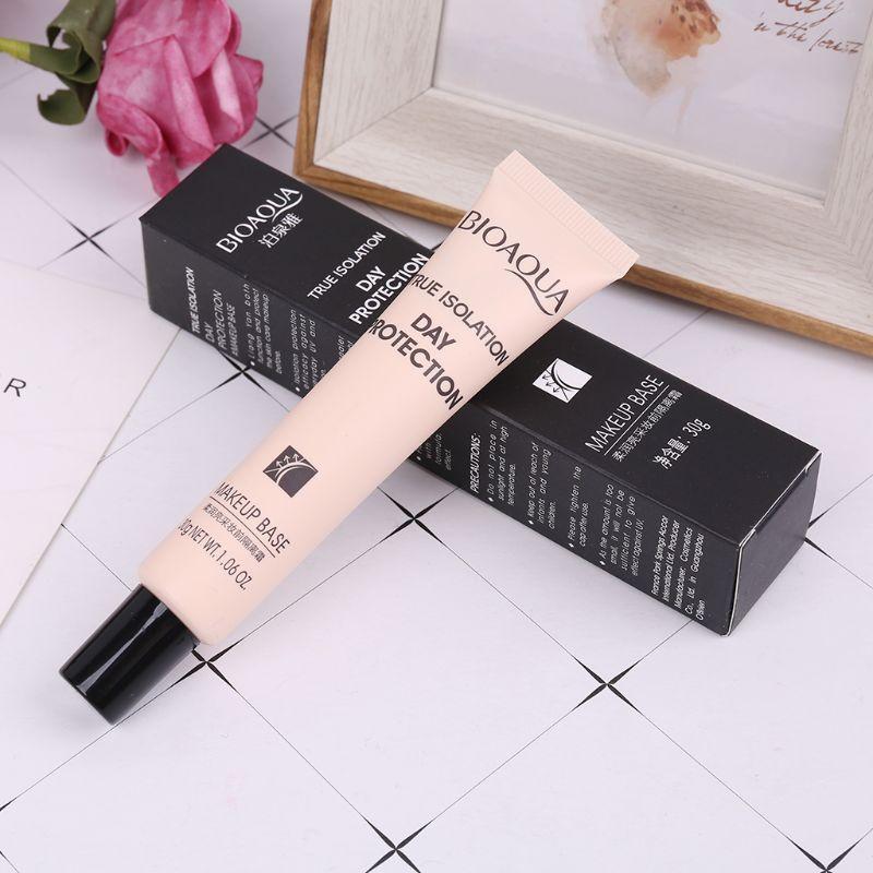 База под макияж с защитным эффектом Bioaqua Day Protection Makeup Base 04