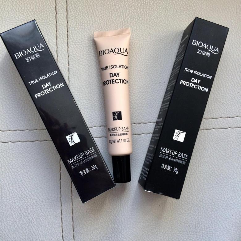 База под макияж с защитным эффектом Bioaqua Day Protection Makeup Base 02