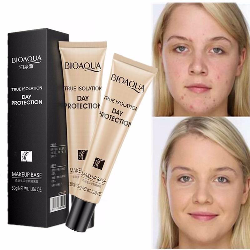 База под макияж с защитным эффектом Bioaqua Day Protection Makeup Base 01