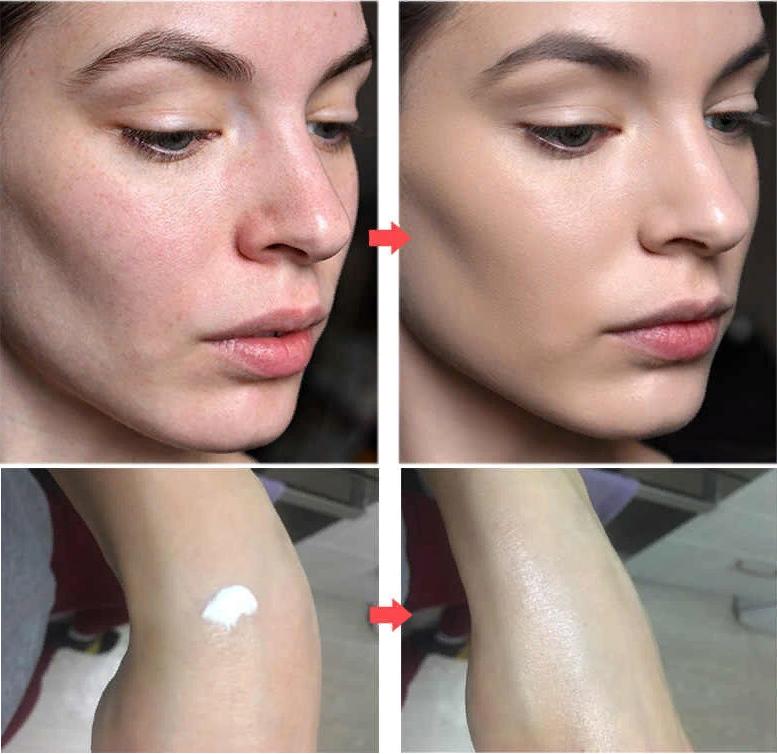 База под макияж с защитным эффектом Bioaqua Day Protection Makeup Base 03