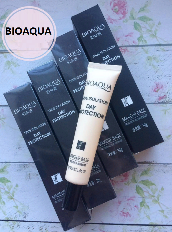 База под макияж с защитным эффектом Bioaqua Day Protection Makeup Base 07