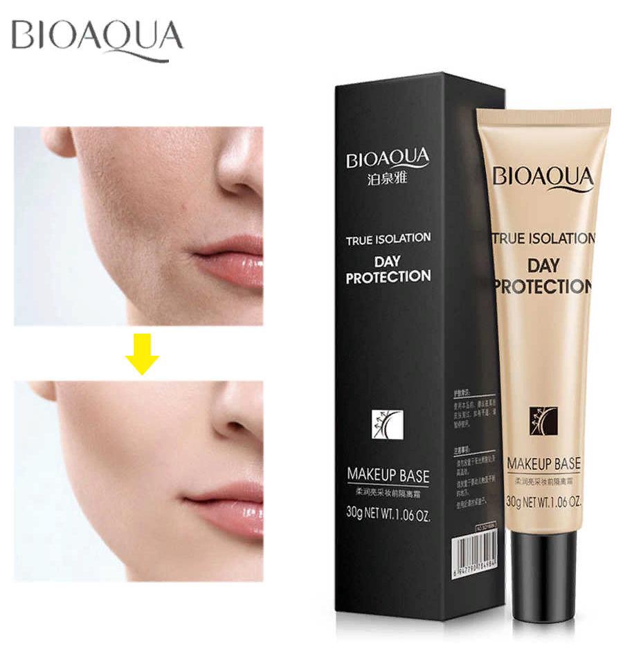 База под макияж с защитным эффектом Bioaqua Day Protection Makeup Base 05