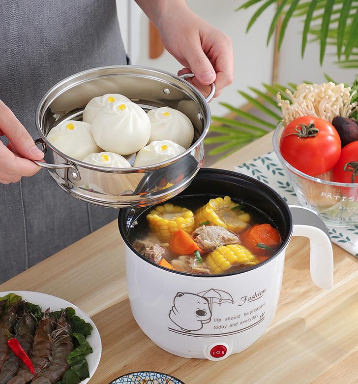 Чудо мини-мультиварка Cooking Pot 05