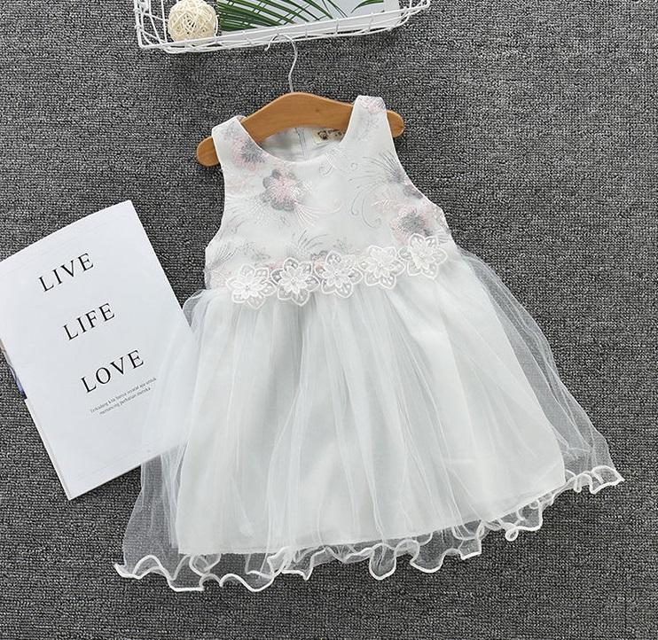 Детские нарядные платья 01