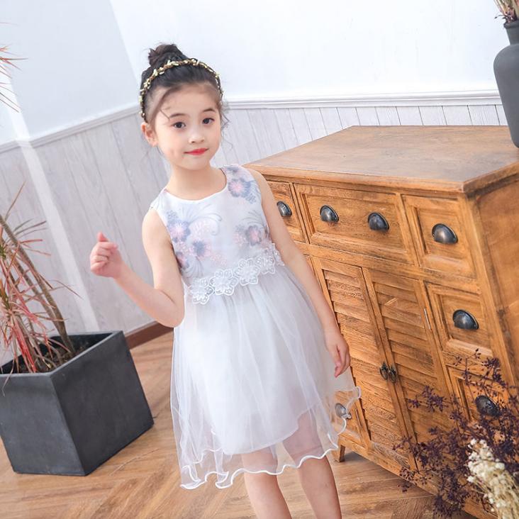 Детские нарядные платья 03