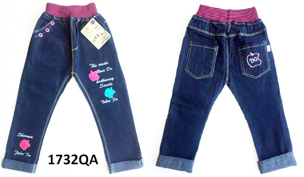 Детские джинсы 04