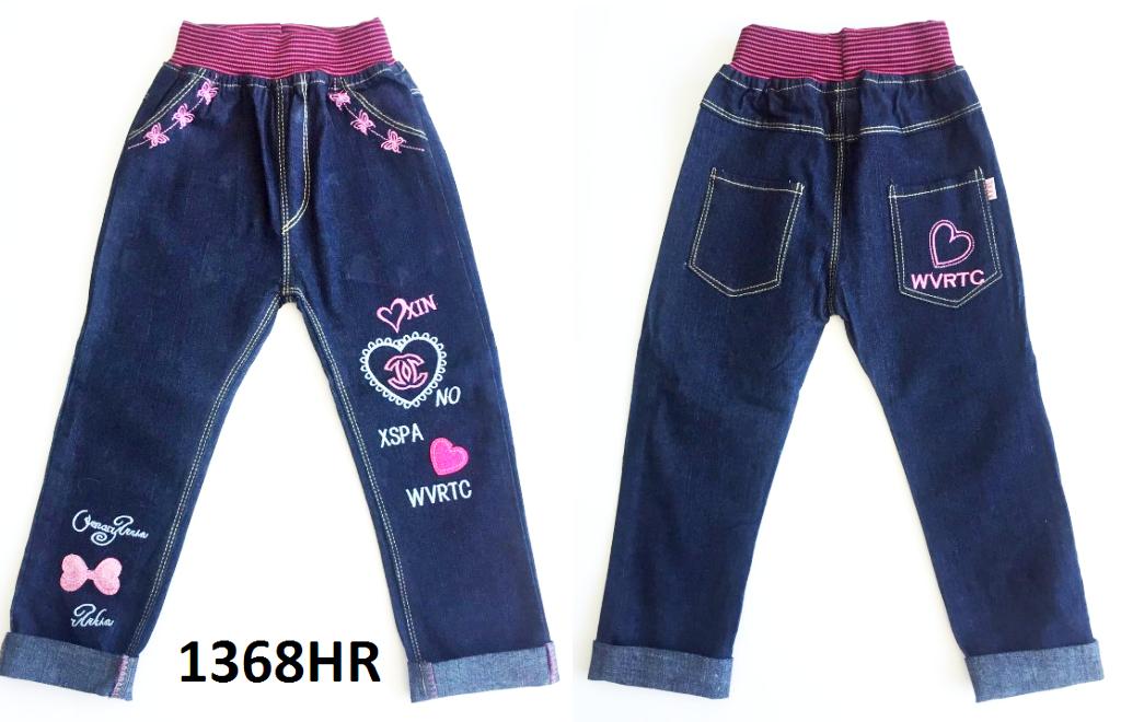 Детские джинсы 05