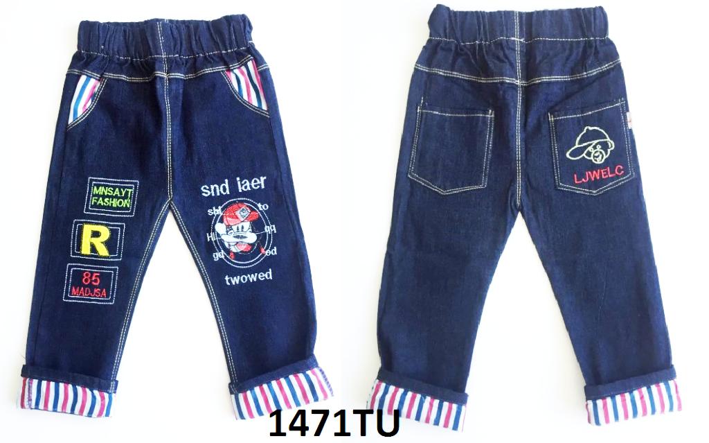 Детские джинсы 03