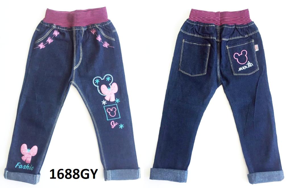 Детские джинсы 06