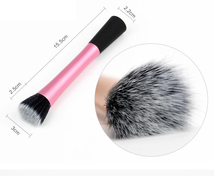 Финишная кисть Stippling brush копия Real Techniques 03