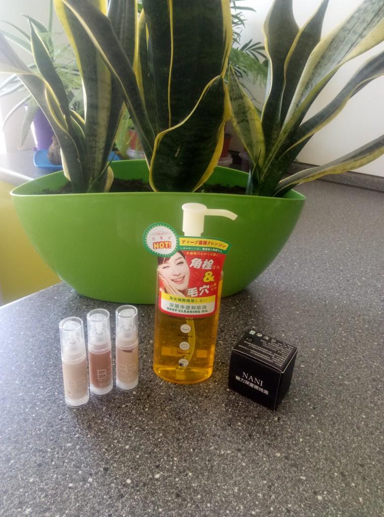 Гидрофильное масло для снятия макияжа объем 150 мл 01