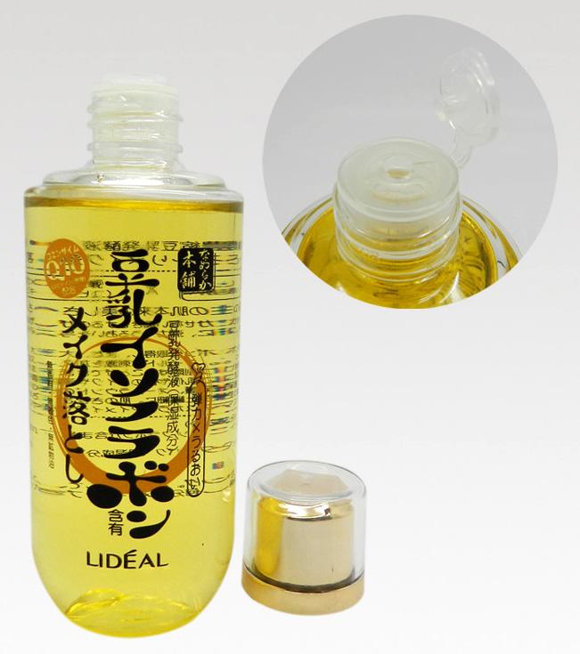 Гидрофильное масло LIDEAL с Q10 объем 100 мл 02