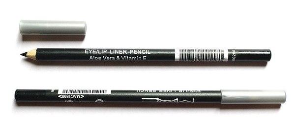 Контурный карандаш для глаз MAC 02