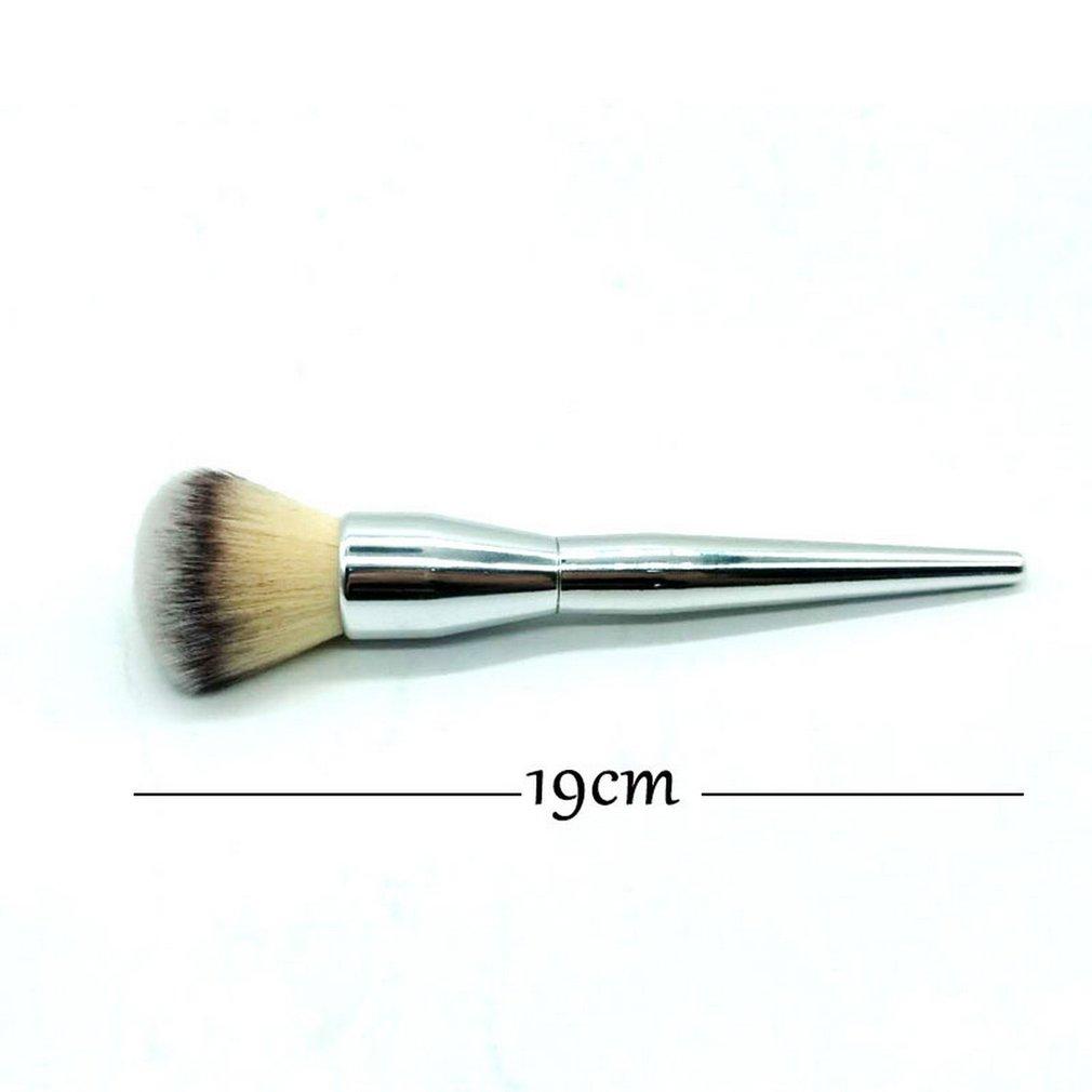Кисть для пудры с конусной ручкой 04