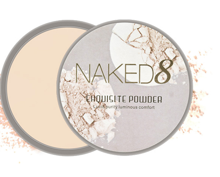 Компактная пудра Naked 8