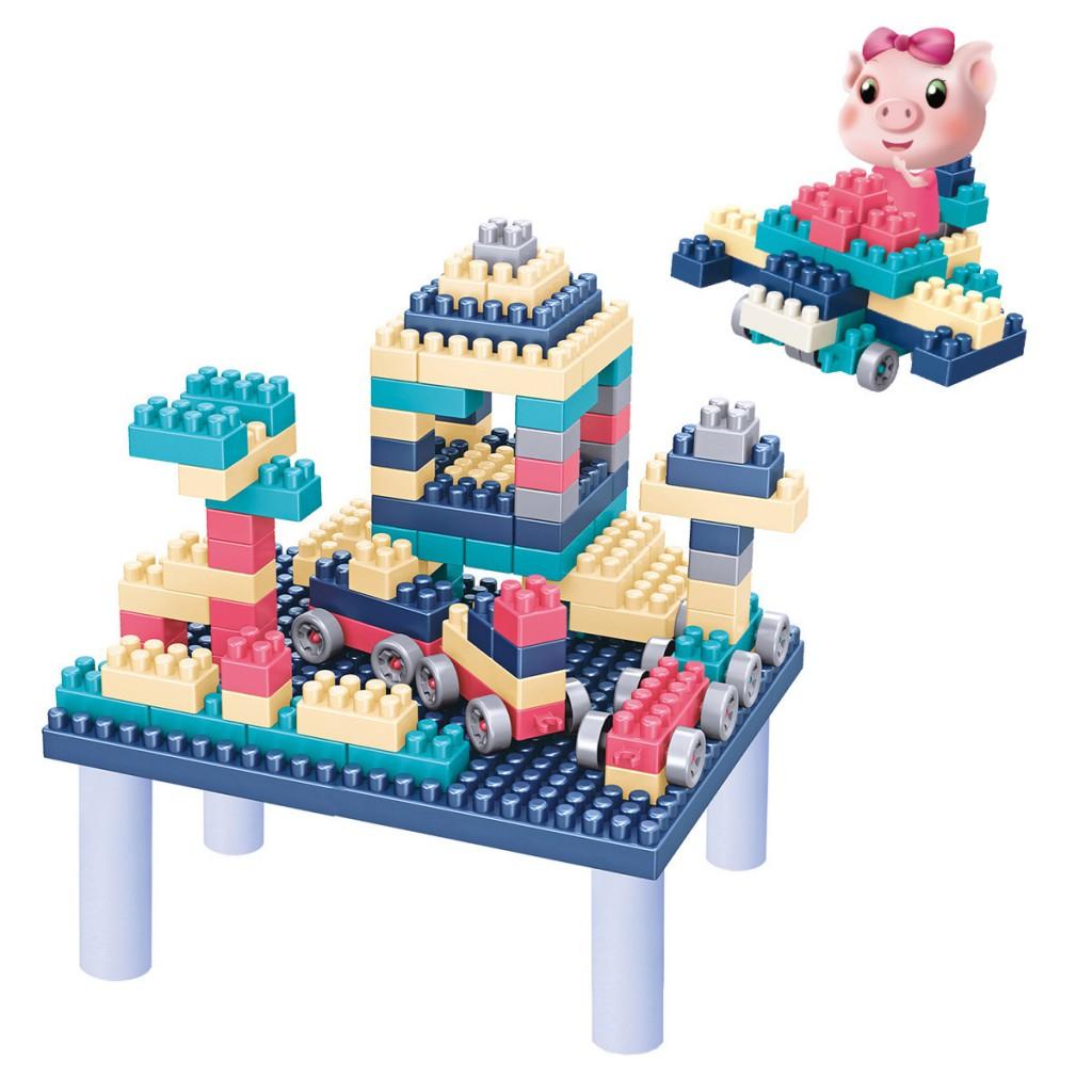 Игровой мини-столик с конструктором