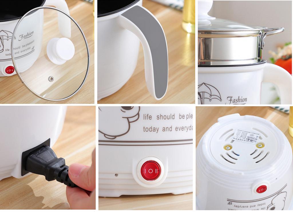 Чудо мини-мультиварка Cooking Pot 10