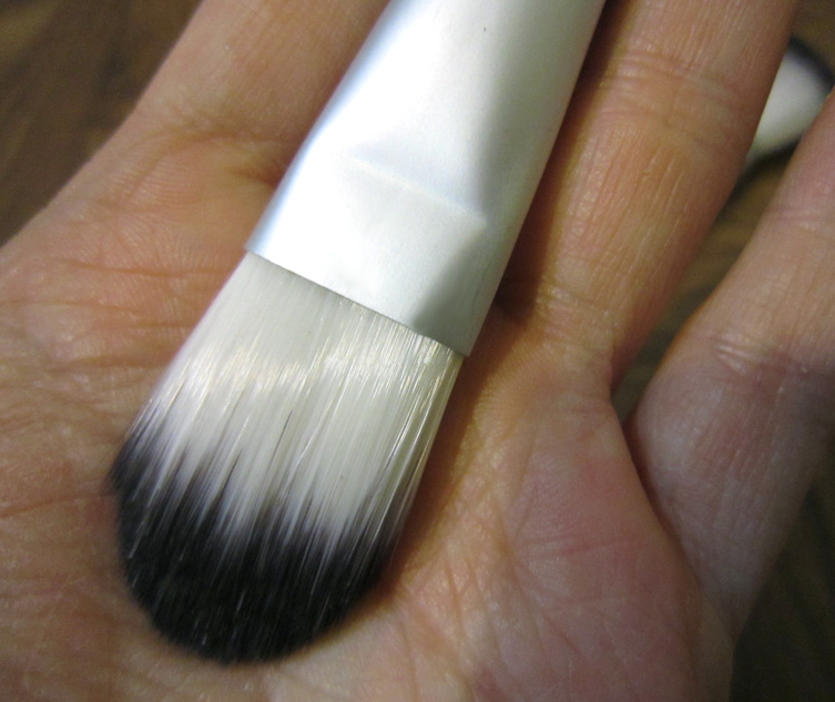 Набор из трех больших кистей для макияжа Tuscan Hills оригинал 05