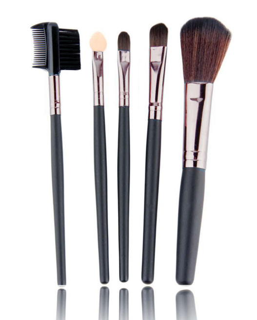 Набор кистей для макияжа из 5 кистей