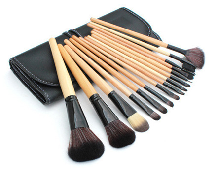 Набор кистей для макияжа 15 кистей