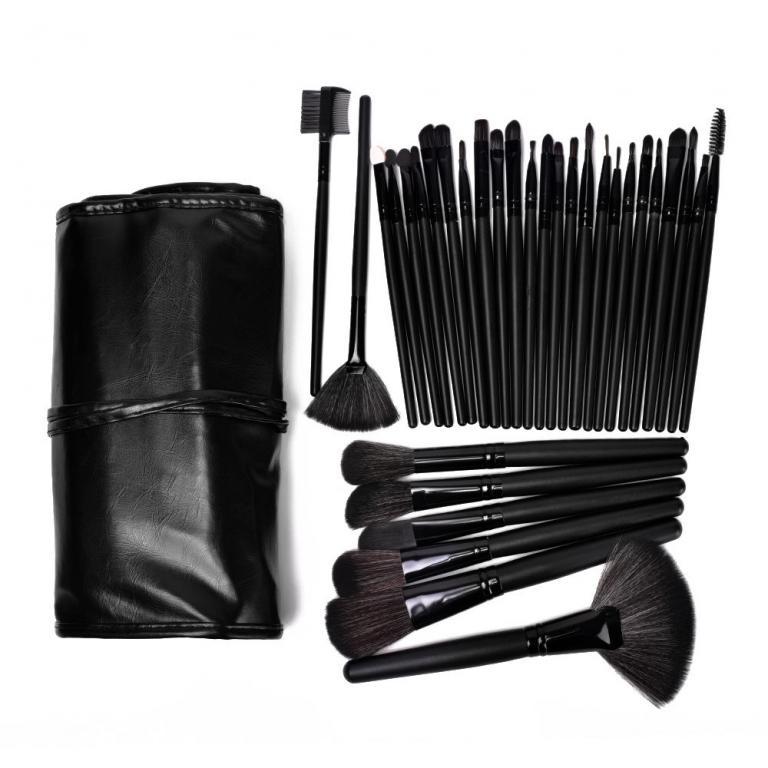 Профессиональный набор кистей для макияжа 32 кисти 08