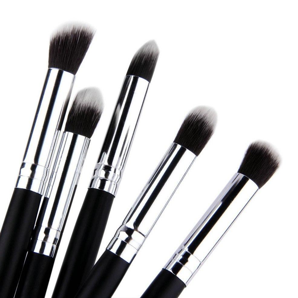 Универсальный набор кистей для макияжа 5 штук 07