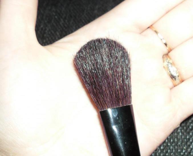 Набор кистей для макияжа Mac 7 кистей 07