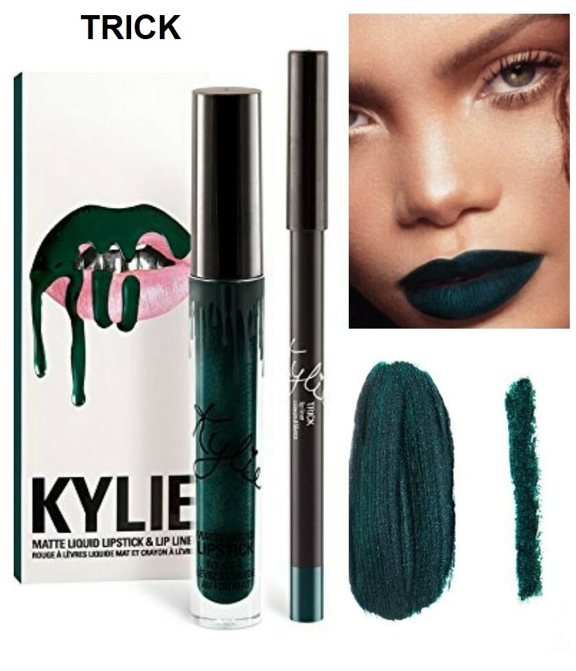 Набор помада + карандаш Kylie Lipstick & Lip Liner 26