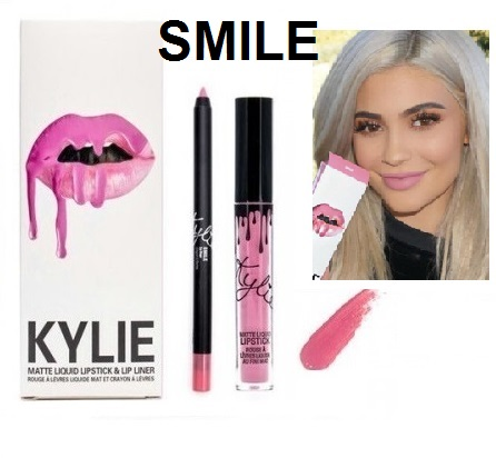 Набор помада + карандаш Kylie Lipstick & Lip Liner 09