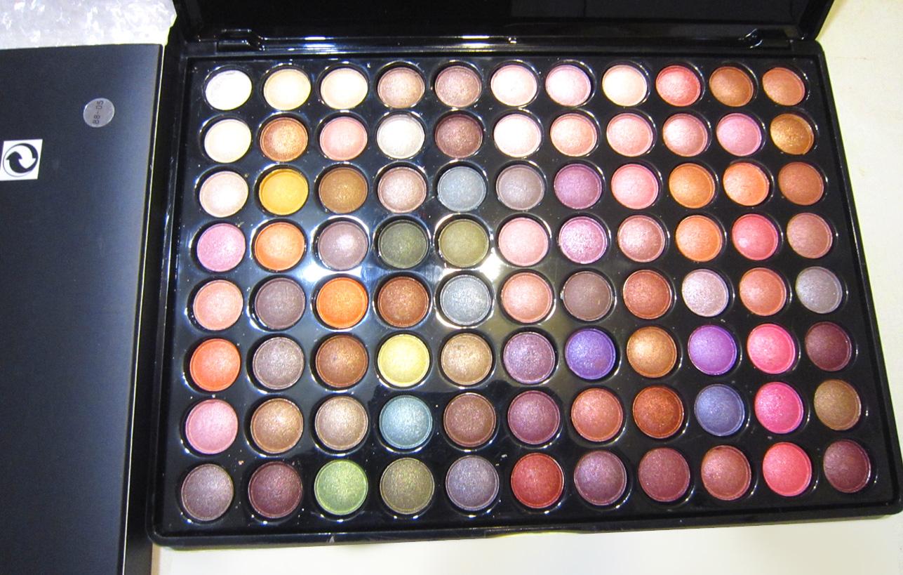 Профессиональные палетки (палитры) теней 88 цветов по супер цене! 14