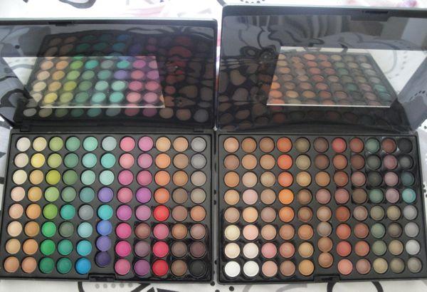 Профессиональные палетки (палитры) теней 88 цветов по супер цене! 09