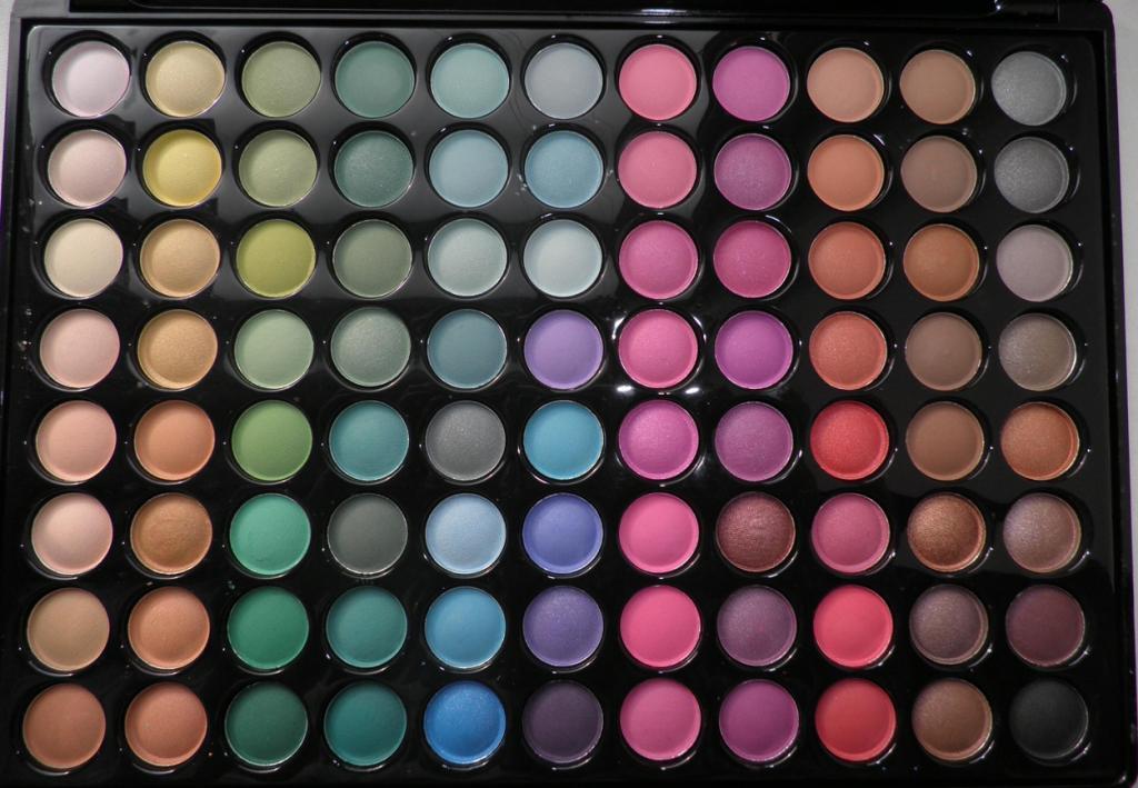Профессиональные палетки (палитры) теней 88 цветов по супер цене! 10