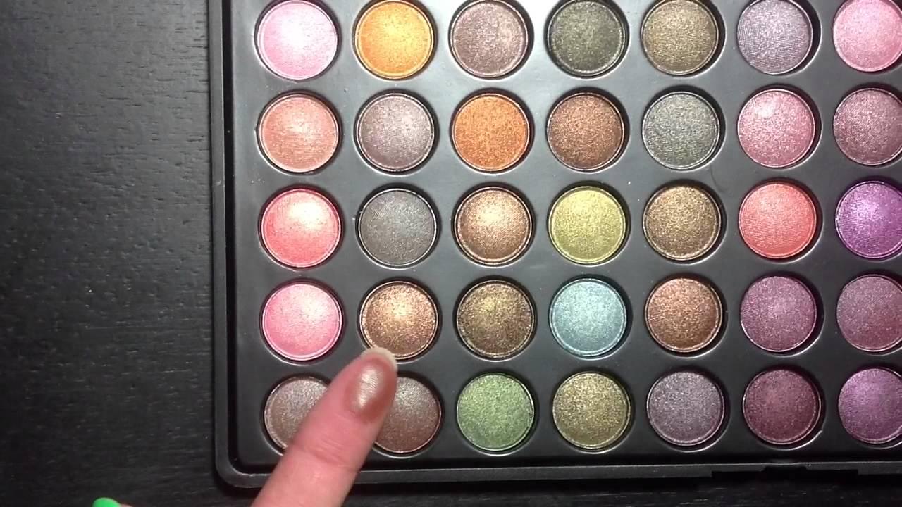 Профессиональные палетки (палитры) теней 88 цветов по супер цене! 11