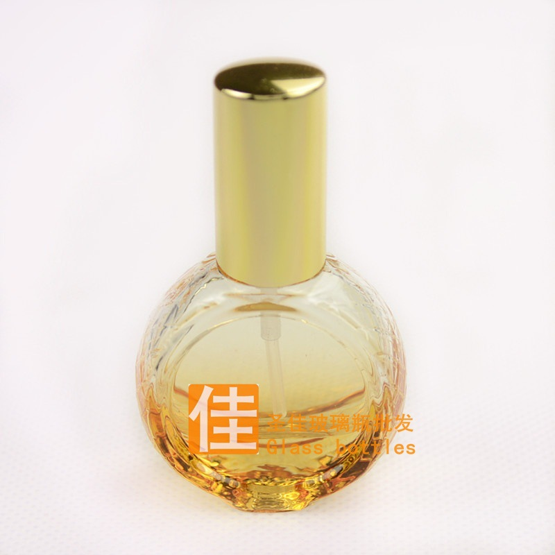 Флаконы стеклянные круглые 10 мл, атомайзеры для духов, флаконы для парфюмерии, фиолки 10 мл 05