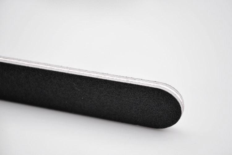 Пилка для ногтей 2-х сторонняя с абразивным наждачным покрытием 07