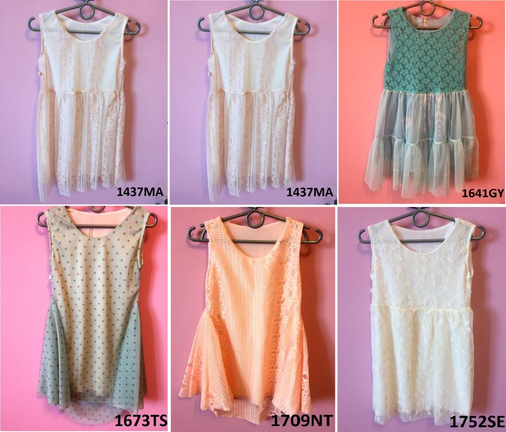 Платья нарядные для девочки 02