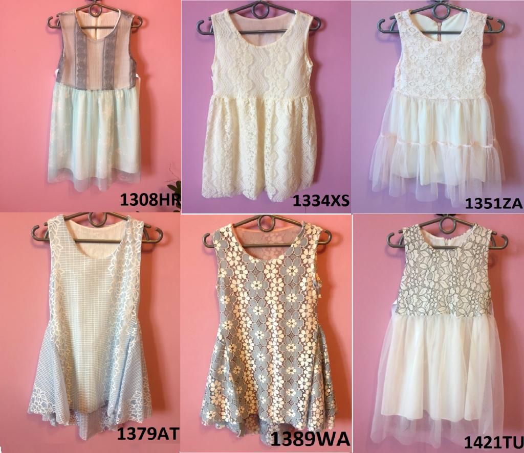 Платья нарядные для девочки 01