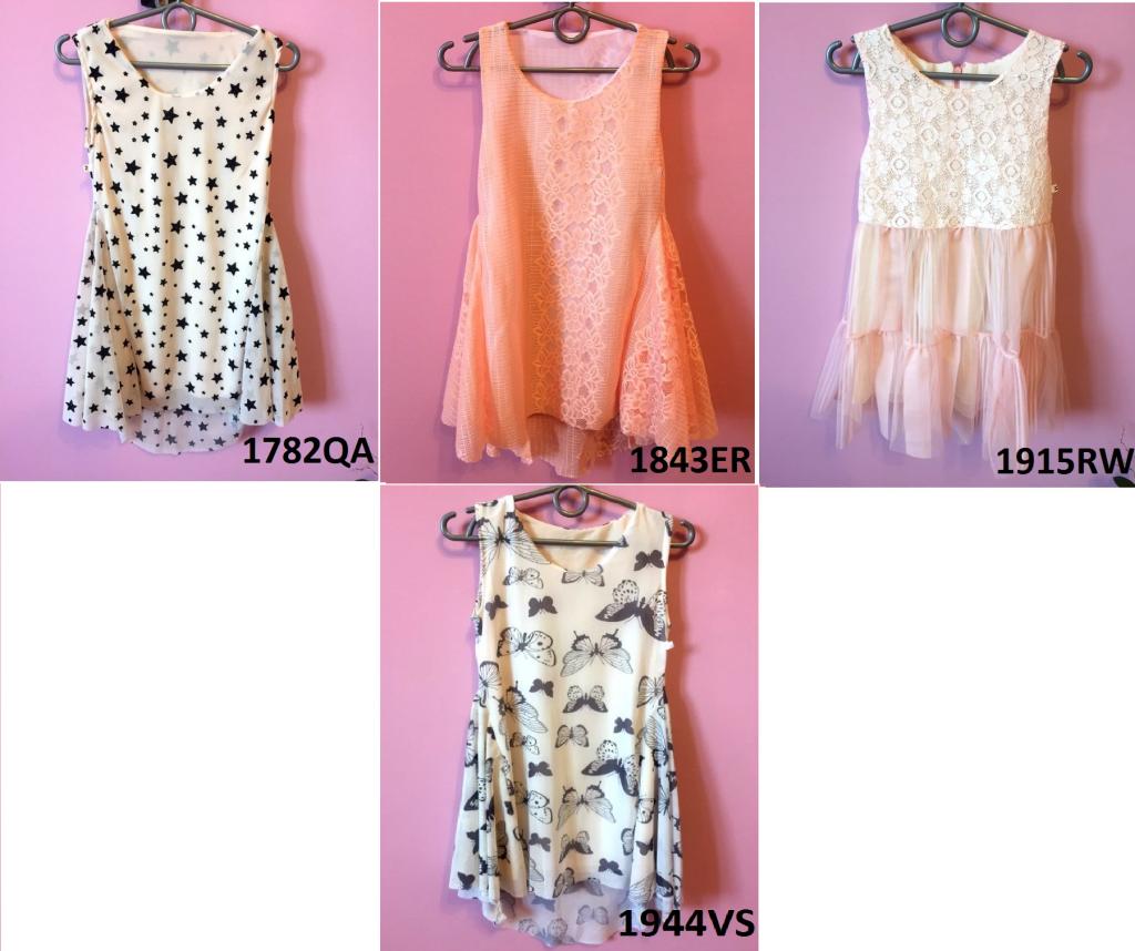 Платья нарядные для девочки 03