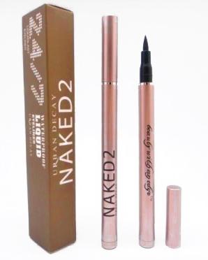 Подводка фломастер (маркер) для глаз Naked5 Waterproof Liquid Eyeliner