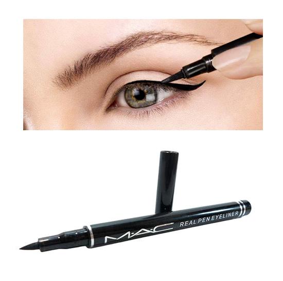 Подводка фломастер (маркер) для глаз Mac Real Pen Eyeliner